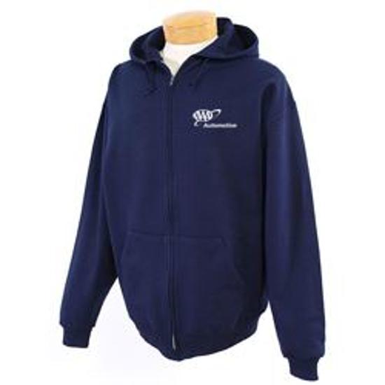 Picture of Full Zip Hooded Sweatshirt