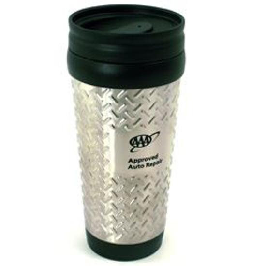 Picture of Diamond Plate Mug