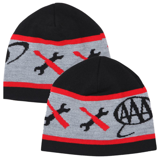 """Picture of """"Tools of the Trade"""" Knit Beanie"""