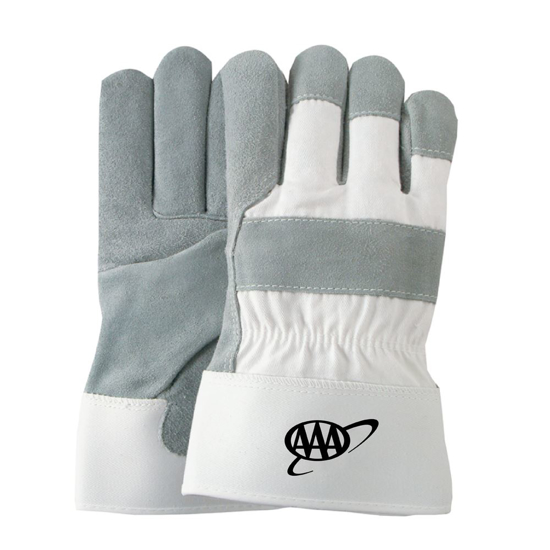 Picture of Suede Cowhide Leather Palm Gloves