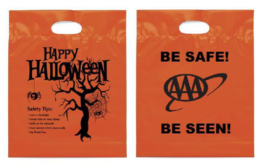 Picture of Halloween Treat Bag