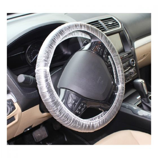 Picture of Steering Wheel Covers - 500 Pack.